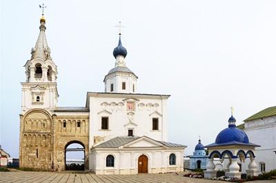Боголюбово: Белокаменный дворец Андрея Боголюбского