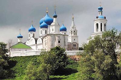 Боголюбово: Свято-Боголюбский монастырь