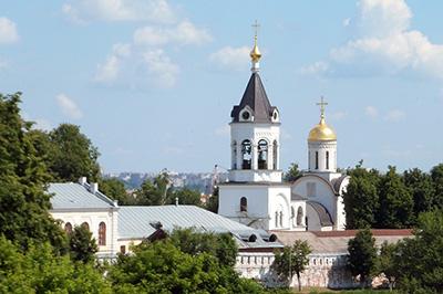 Владимир: Богородице-Рождественский монастырь