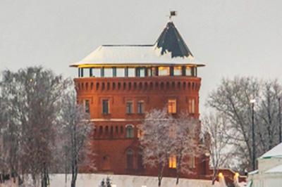 Владимир: Водонапорная башня