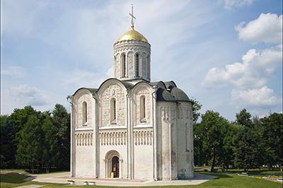 Владимир: Дмитриевский собор