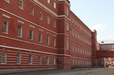 Владимир: Музей Владимирский централ