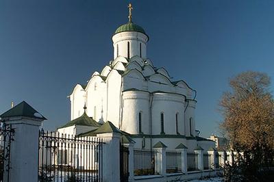 Владимир: Успенский Княгинин монастырь
