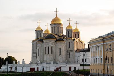 Владимир: Успенский собор