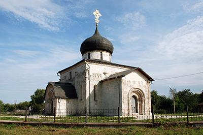 Юрьев-Польский: Георгиевский собор