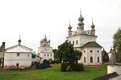 Юрьев-Польский: Михайло-Архангельский монастырь