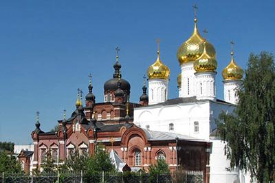 Кострома: Богоявленско-Анастасиин монастырь