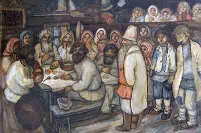 Кострома: Костромской музей-заповедник