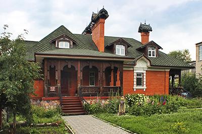 Кострома: Музей льна и бересты