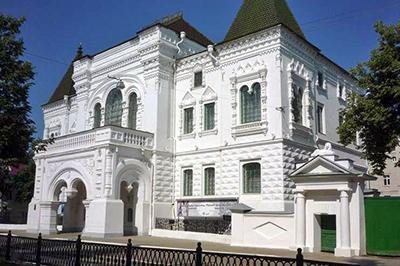 Кострома: Романовский музей