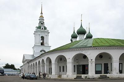 Кострома: Торговые ряды