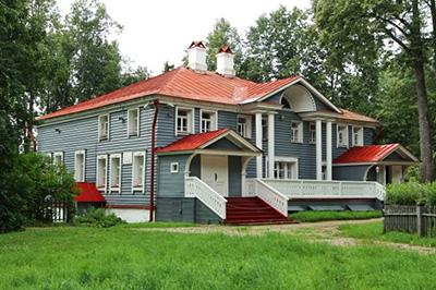 Щелыково: Усадьба и музей Островского