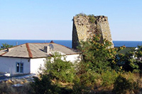 Алушта: Крепость Алустон (Луста)