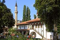 Бахчисарай: Большая Ханская мечеть