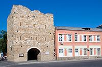 Евпатория: Крепостные ворота Гезлева