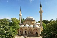 Евпатория: Мечеть Хан-Джами