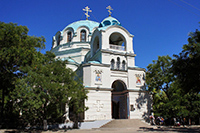 Евпатория: Свято-Николаевский собор