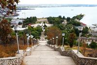 Керчь: Митридатская лестница