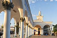 Симферополь: Железнодорожный вокзал
