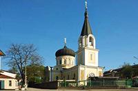 Симферополь: Петропавловский собор