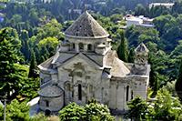 Ялта: Армянская церковь Святой Рипсиме