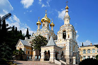 Ялта: Собор Святого Александра Невского