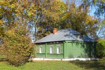 Зарайск: Усадьба Даровое и музей Достоевского