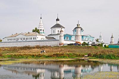 Коломна: Бобренев монастырь