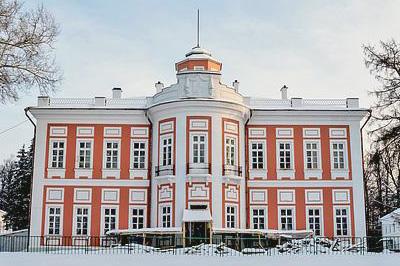 Одинцово: Усадьба Вязёмы и музей Пушкина