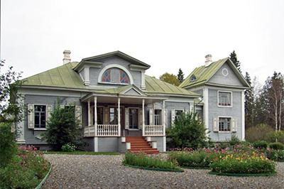 Солнечногорск: Усадьба Шахматово и музей Блока