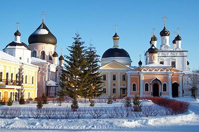 Чехов: Вознесенская Давидова Пустынь