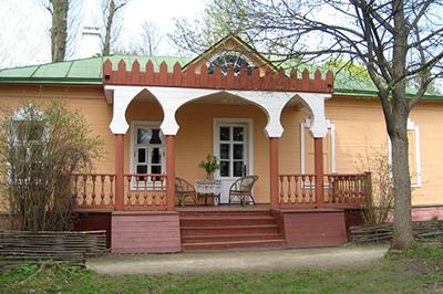 Чехов: Усадьба Мелихово и музей Чехова
