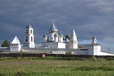 Переславль-Залесский: Никитский монастырь