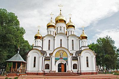 Переславль-Залесский: Свято-Никольский монастырь