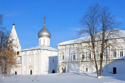 Переславль-Залесский: Свято-Троицкий Данилов монастырь