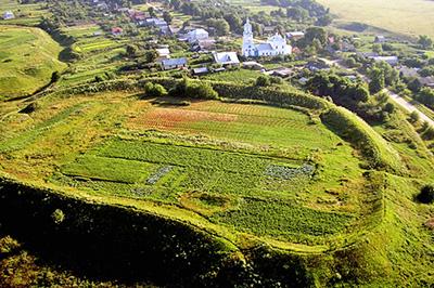 Переславль-Залесский: Синь-камень и валы Клещина