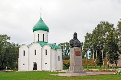 Переславль-Залесский: Спасо-Преображенский собор