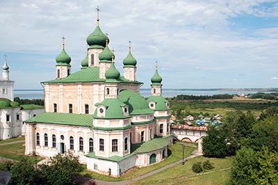 Переславль-Залесский: Успенский Горицкий монастырь