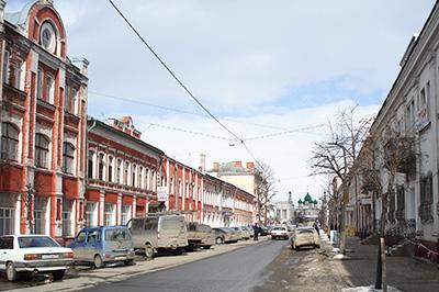 Ярославль: Исторический центр