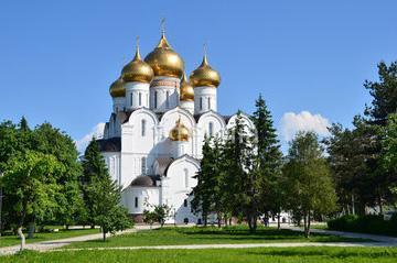 Ярославль: Кафедральный Успенский собор