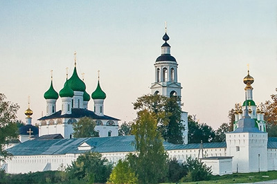 Ярославль: Свято-Введенский Толгский монастырь