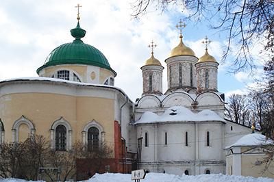 Ярославль: Спасо-Преображенский монастырь