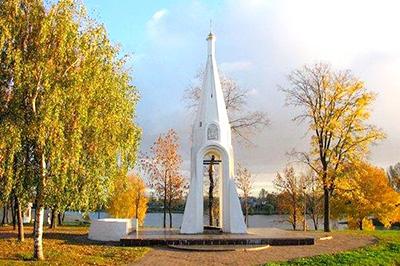 Ярославль: Часовня Казанской Божьей матери
