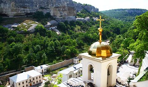 Бахчисарай Свято-Успенский монастырь